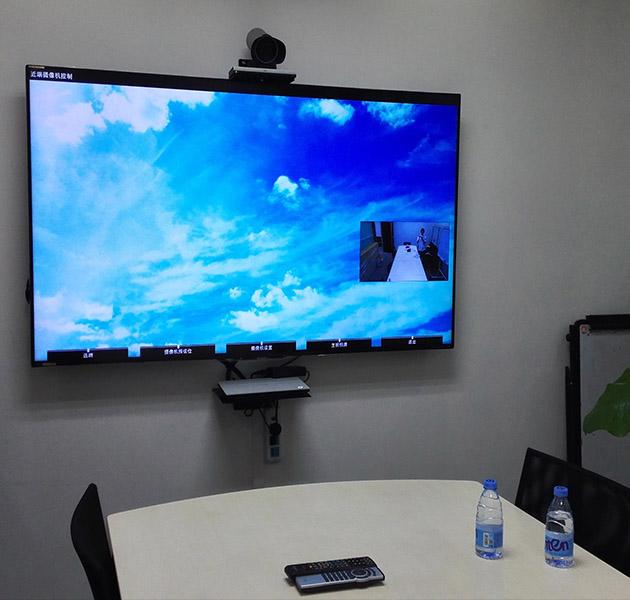 某集团公司思科视频会议系统项目