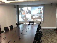 高清视频会议摄像机的应用