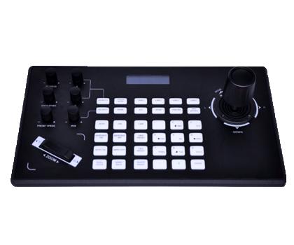 集422/232/onvif的网络控制键盘 K50