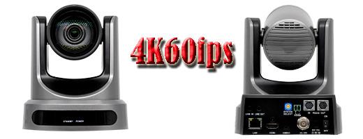 百视视讯4K60fps视频会议摄像机上市啦!!